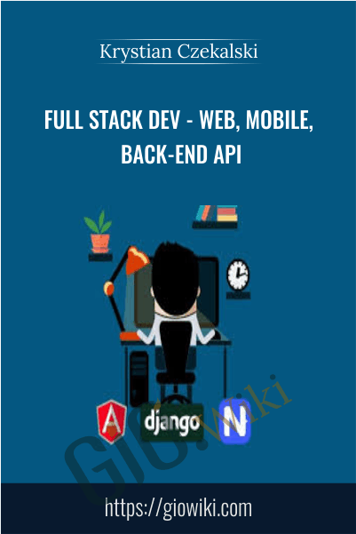 Full Stack dev - web, mobile, back-end API - Krystian Czekalski