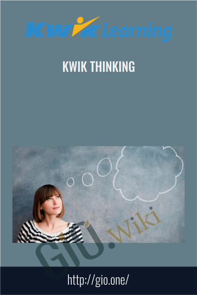 Kwik Thinking - Jim Kwik