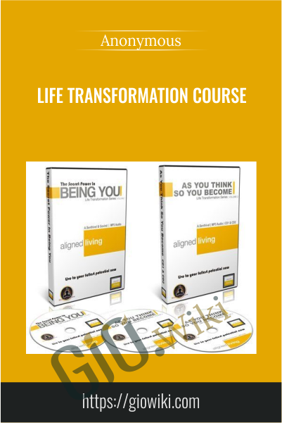 Life Transformation Course