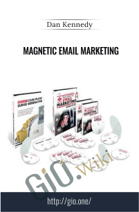 Magnetic Email Marketing – Dan Kennedy