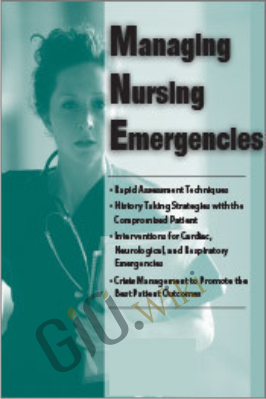 Managing Nursing Emergencies - Tracy Shaw