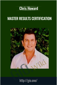 Master Results Certification – Chris Howard