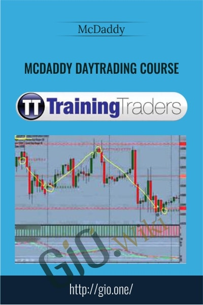 McDaddy Daytrading Course - McDaddy