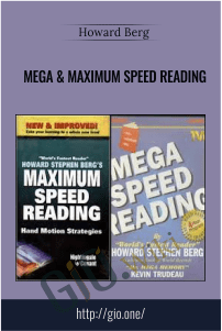 Mega & Maximum Speed Reading – Howard Berg