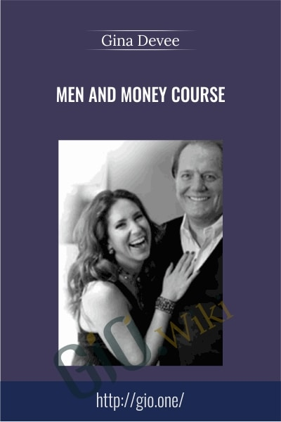 Men and Money course - Gina Devee