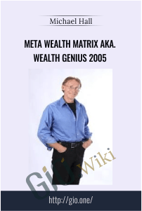 Meta Wealth Matrix aka. Wealth Genius 2005 – Michael Hall