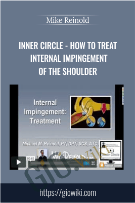 Inner Circle - How to Treat Internal Impingement of the Shoulder - Mike Reinold