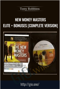 New Money Masters Elite + Bonuses [Complete Version] – Tony Robbins