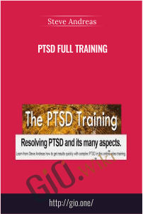 PTSD Full Training – Steve Andreas