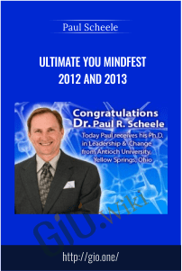Ultimate You Mindfest 2012 and 2013 – Paul Scheele