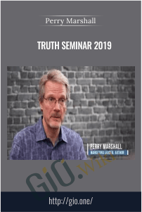 Truth Seminar 2019 – Perry Marshall