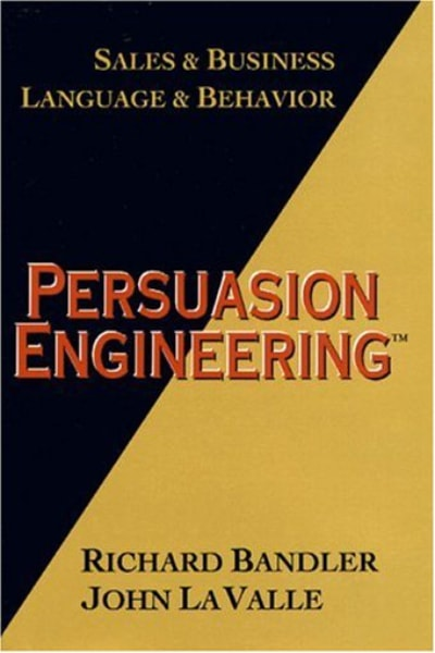 Persuasion Engineering 8 DVD Set - Richard Bandler