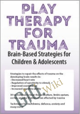 Play Therapy for Trauma: Brain-Based Strategies for Children & Adolescents - Amy Flaherty
