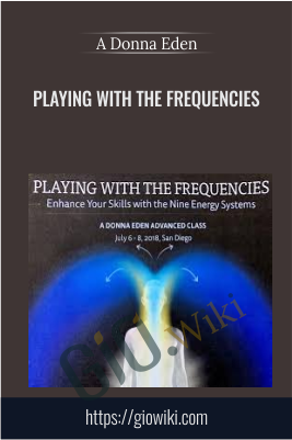 Playing With The Frequencies