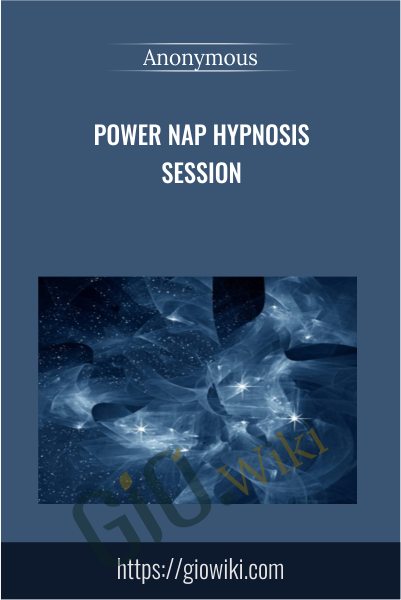 Power Nap Hypnosis Session