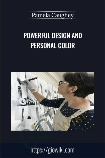 Powerful Design and Personal Color - Pamela Caughey