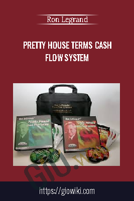 Pretty House Terms Cash Flow System