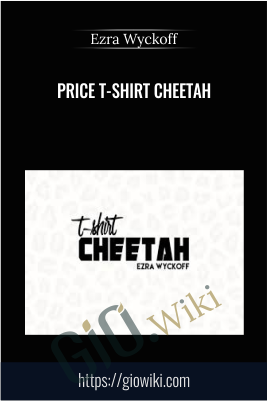 Price T-Shirt Cheetah – Ezra Wyckoff