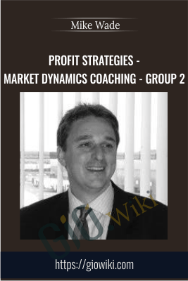 Profit Strategies - Market Dynamics Coaching - Group 2 - Mike Wade