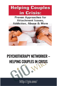 Psychotherapy Networker – Helping Couples in Crisis