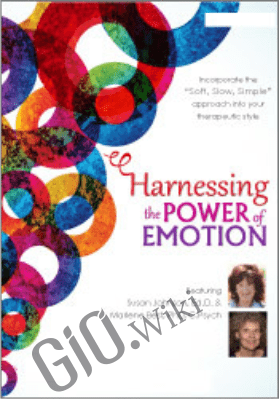 Psychotherapy Networker Symposium: Harnessing the Power of Emotion: A Step-by-Step Approach with Susan Johnson, Ed.D. - Marlene Best &  Susan Johnson