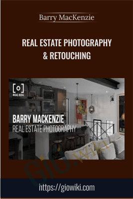 Real Estate Photography & Retouching - Barry MacKenzie