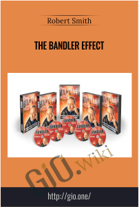 The Bandler Effect – Richard Bandler