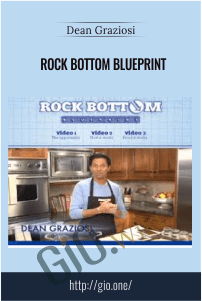 Rock Bottom Blueprint – Dean Graziosi