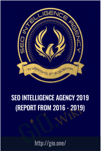 SEO Intelligence Agency 2019 (Report from 2016 - 2019)