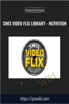 SWIS Video Flix Library - Nutrition