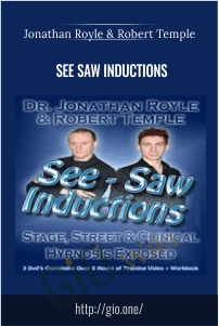 See Saw Inductions – Jonathan Royle and Robert Temple