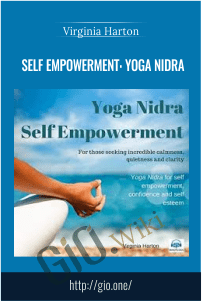Self Empowerment: Yoga Nidra – Virginia Harton
