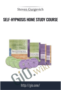 Self-Hypnosis Home Study Course – Steven Gurgevich