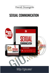 Sexual communication – David Deangelo