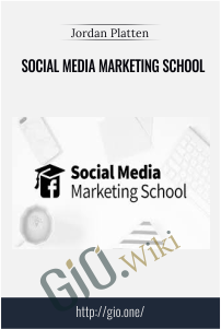 Social Media Marketing School - Jordan Platten