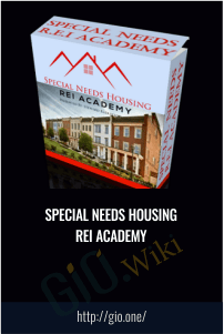 Special Needs Housing REI Academy