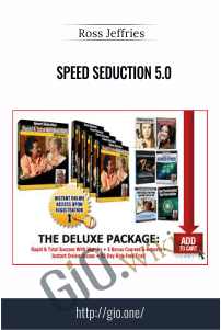 Speed Seduction 5.0 – Ross Jeffries