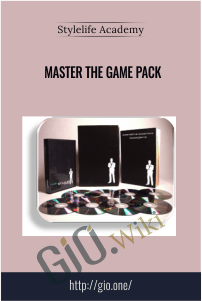 Master the Game Pack – Stylelife Academy