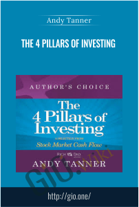 The 4 Pillars of Investing – Andy Tanner