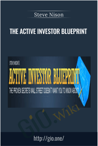 The Active Investor Blueprint – Steve Nison