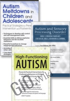 The Complete Autism & Sensory Processing Disorder Toolkit: Proven and Practical Strategies and Interventions - Heather Dukes-Murray ,  Kathy Morris ,  Mary Hamrick &  Tara Delaney