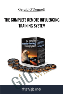 The Complete Remote Influencing Training System - Gerald O'Donnell