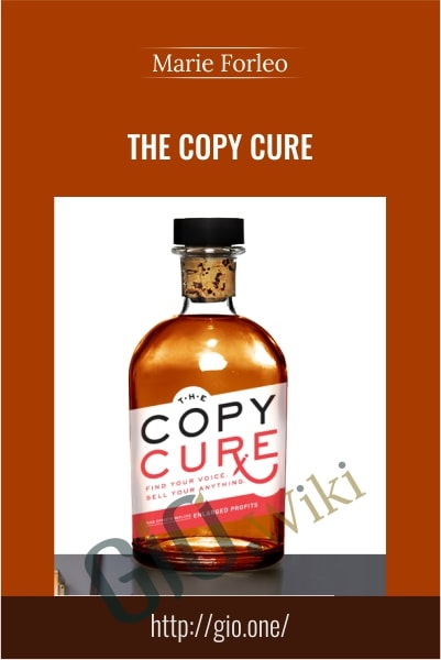 The Copy Cure – Marie Forleo and Laura Belgray