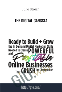 The Digital Gangsta - Julie Stoian