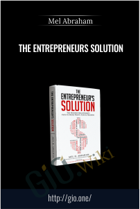The Entrepreneurs Solution – Mel Abraham