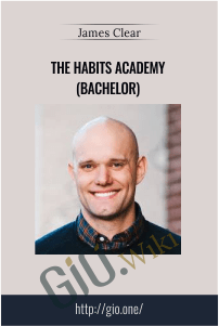 The Habits Academy (Bachelor) – James Clear