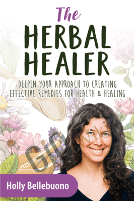 The Herbal Healer - Holly Bellebuono