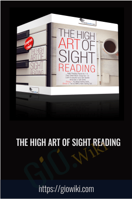 The High Art Of Sight Reading - Thomas Forschbach