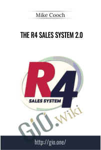 The R4 Sales System 2.0 – Mike Cooch