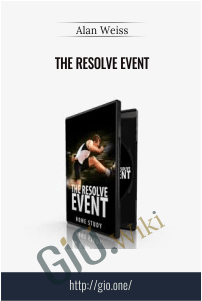 The Resolve Event – Alan Weiss